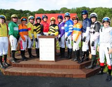1-9-19 CORK Riders taking part in the second leg of the 2019 Corinthian Challenge Charity Race Series.Healy Racing Photo