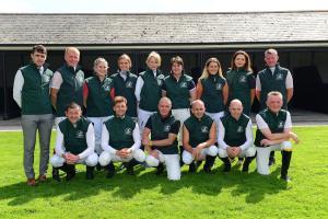 The Corinthian Challenge Jockeys